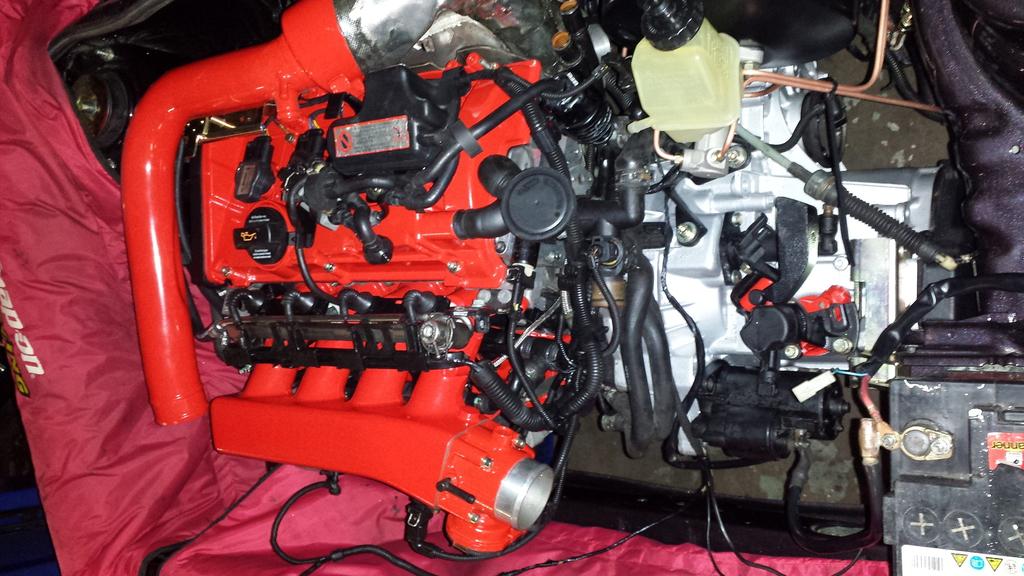 Mk2 Golf Engine Conversion Specialists